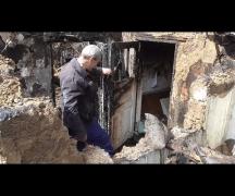 Пожар в Бендерах