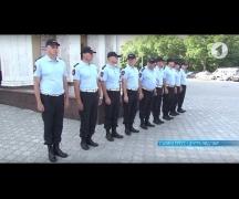 ГАИ Приднестровья: рубашки поло и легкие брюки