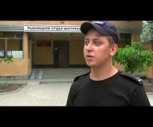 В с. Выхватинцы задержан пьяный дебошир