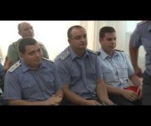 Президентские награды сотрудникам МВД
