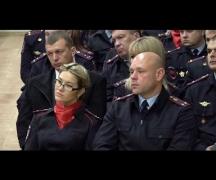 Президент пообщался с личным составом МВД ПМР