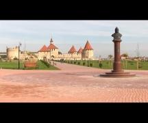 Последние работы перед открытием парка им А. Невского