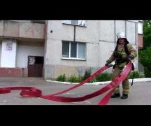 Учения огнеборцев