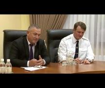Президент провел совещание по экологической ситуации в Тирасполе