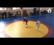 Традиционный турнир по борьбе самбо
