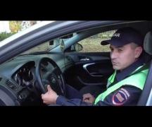 На страже дорог – госавтоинспектор