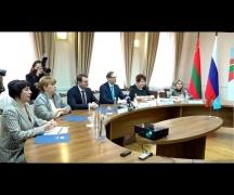 Представители ВОЗ в Приднестровье
