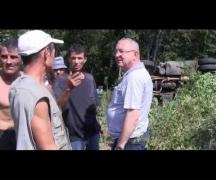 Трагедия в Воронковском лесничестве