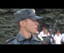 25 лет милиции Приднестровья
