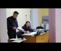 Женское лицо милиции