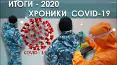 Итоги - 2020. Хроники COVID-19 часть I